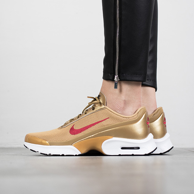 women 39 s shoes sneakers nike air max jewell metallic gold. Black Bedroom Furniture Sets. Home Design Ideas