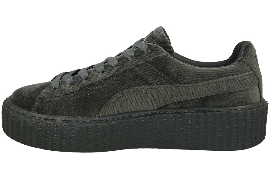 ... Women's shoes sneakers Puma Creeper Velvet x Rihanna