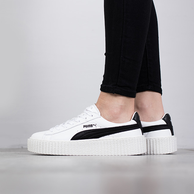 479025a3e92b Puma Fenty Creepers Black And White cv-writing-jobs-recruitment-uk.co.uk