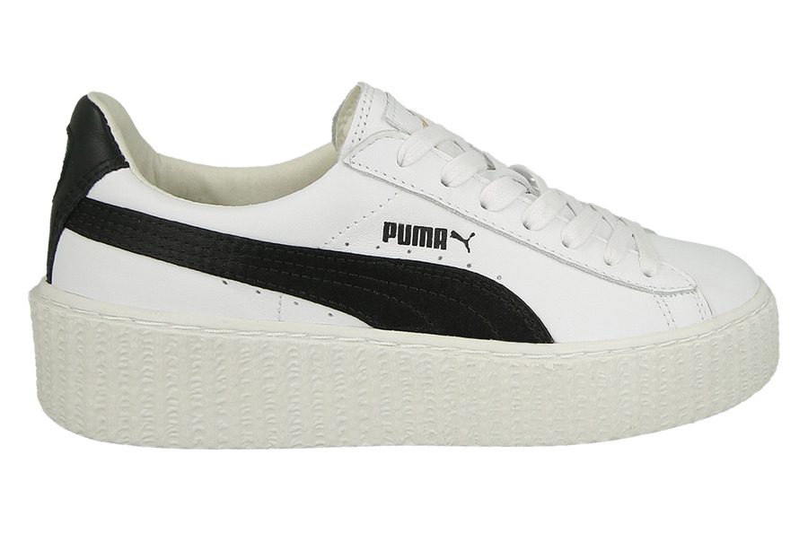 puma creeper damen weiß