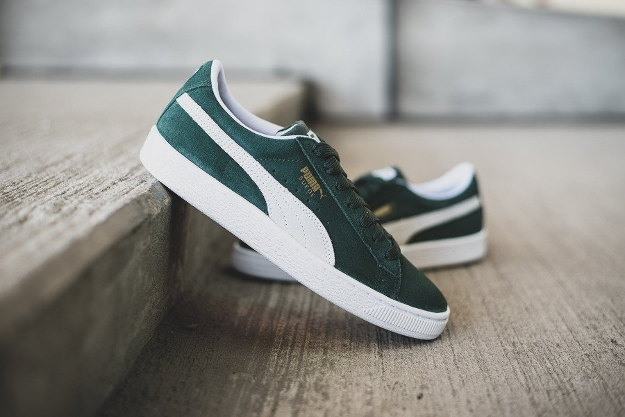 Women's shoes sneakers Puma Suede