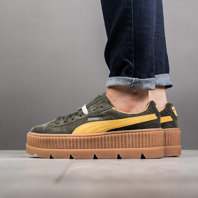 puma fenty cleated creeper