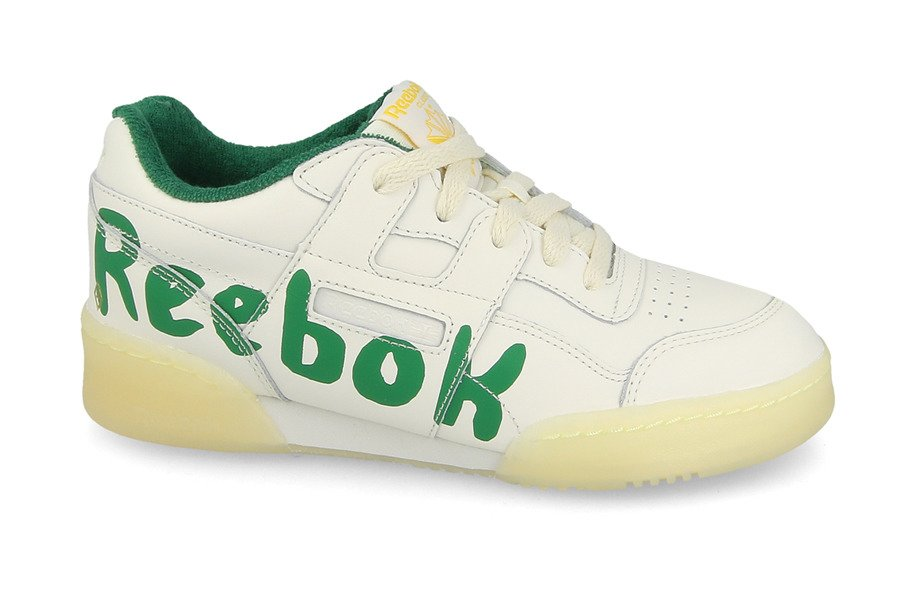 8979116a3e3 ... Women s shoes sneakers Reebok Workout Plus x The Animals Observatory  CN7816 ...