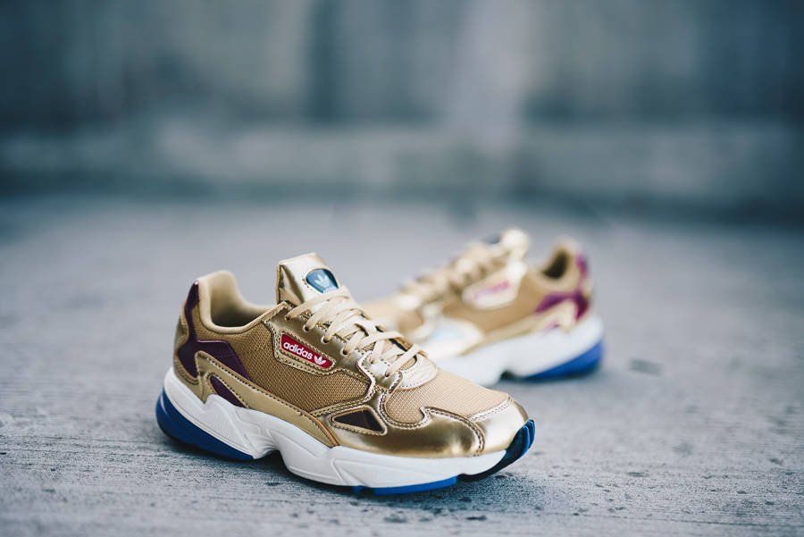 best loved 4e41e cdfb6 ... Womens shoes sneakers adidas Originals Falcon W CG6247 ...