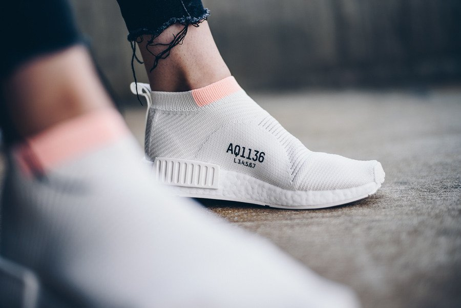 Pascua de Resurrección Atticus niña  Women's shoes sneakers adidas Originals NMD_CS1 Primeknit AQ1136 - Best  shoes SneakerStudio