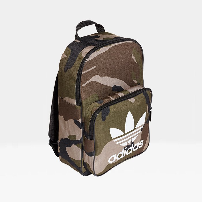 adidas Originals Classic Trefoil Camo Backpack DV2474 Best