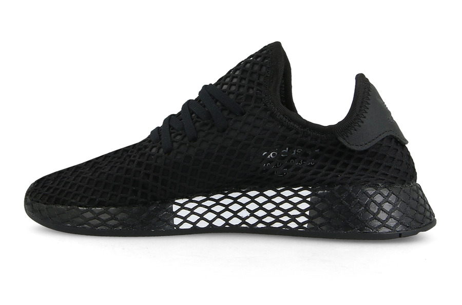 adidas Originals Deerupt Runner | Black | Sneakers | B28076