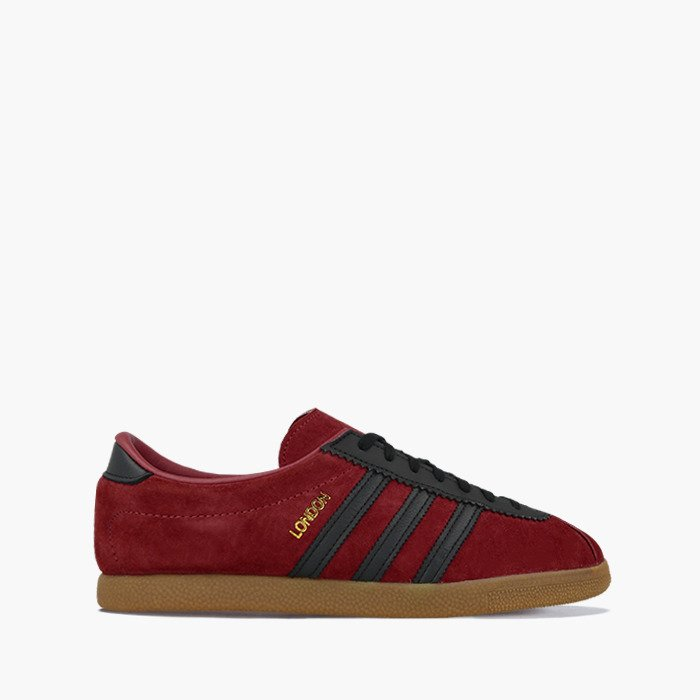 adidas City Series London Red Suede EE5723 Release Date SBD
