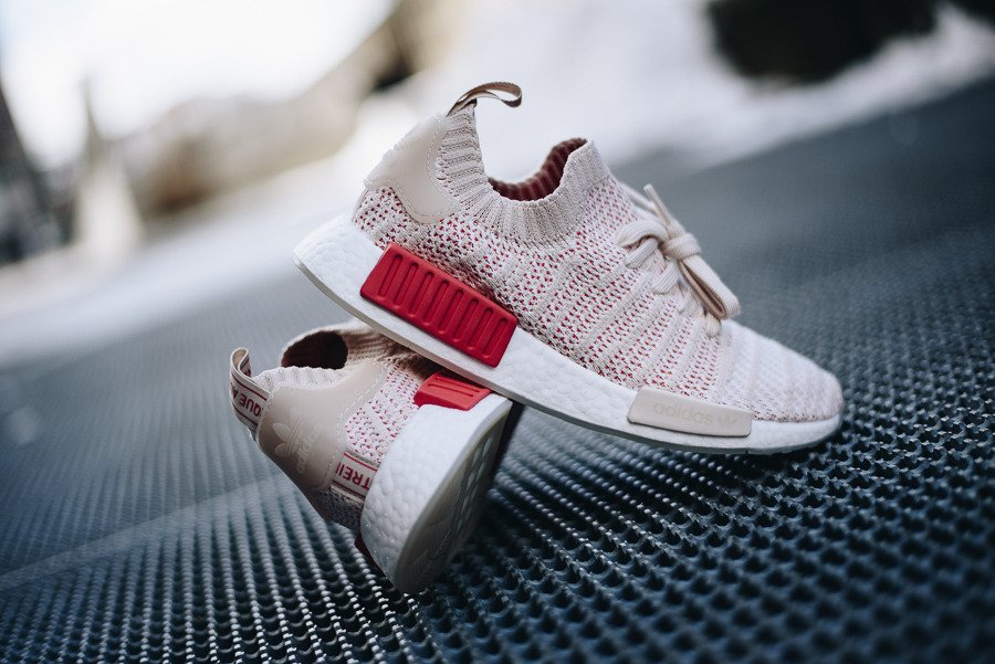 3963a499746da adidas Originals Nmd R1 STLT Primeknit CQ2030 - Best shoes SneakerStudio