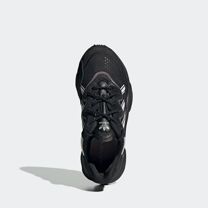 EG0553 adidas Originals Ozweego W. Black sports shoes ...