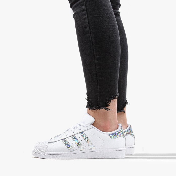 suspensión Atrevimiento Talentoso  F33889 adidas Originals Superstar J. White sports sneakers | SneakerStudio  shop