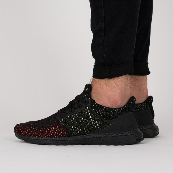 Adidas Black Ultra Boost Clima Sneakers |