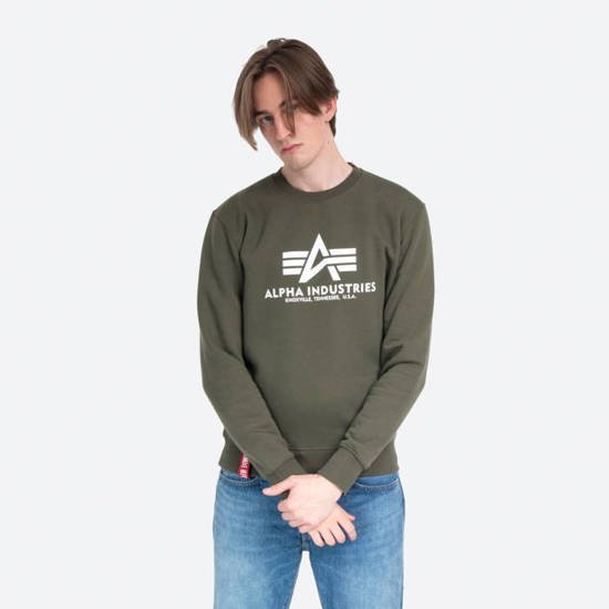 Men's blouse Alpha Industries Basic 178302 257
