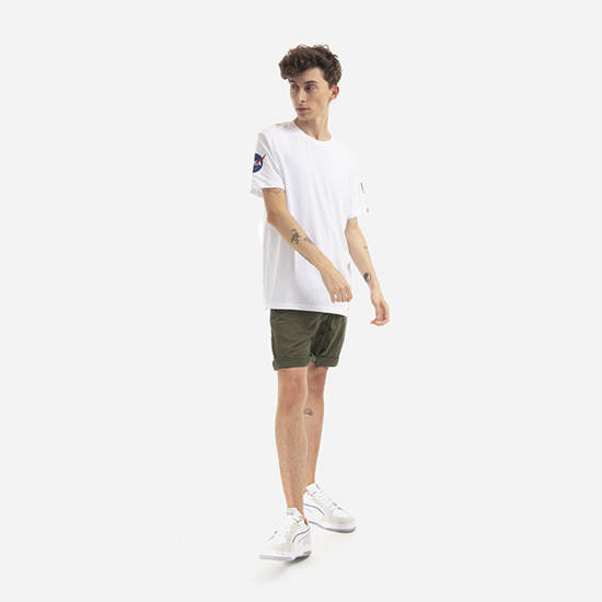 Men's T-Shirt Alpha Industries NASA 176506 09