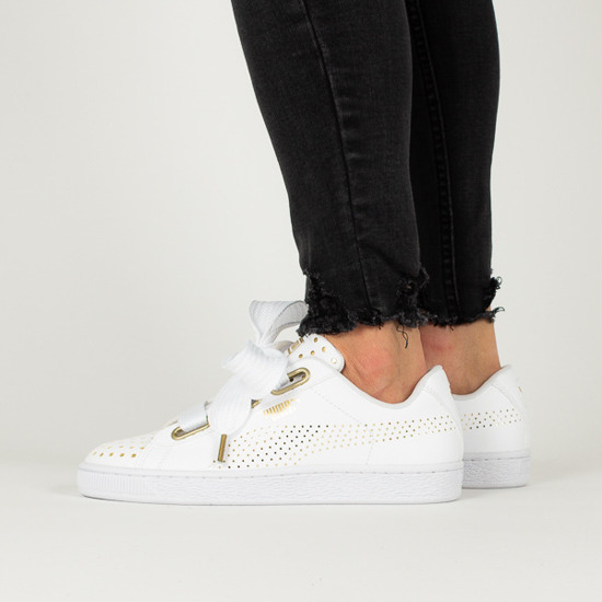 Puma Basket Heart Luxe 366730 03 Best shoes SneakerStudio