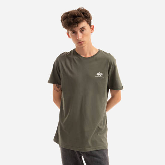 Alpha Industries Basic Small Logo 188505 142