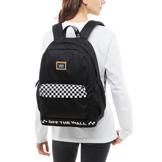 Backpack Vans Sporty Real Plus VA3PBIBLK