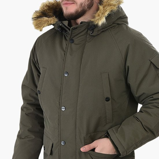 Carhartt WIP Anchorage Parka I021866 Cypress