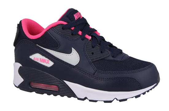 Children's Shoes sneakers Nike Air Max 90 Mesh (PS) 724856 400