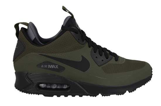 MEN'S SHOES NIKE AIR MAX 90 MID WINTER 806808 300