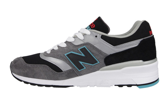 MEN'S SHOES SNEAKER NEW BALANCE MADE IN USA M997CGB