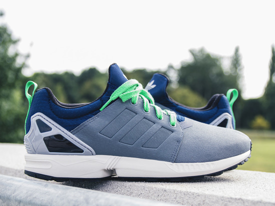 MEN'S SHOES SNEAKERS ADIDAS ORIGINALS ZX FLUX NPS UPDT AF6355