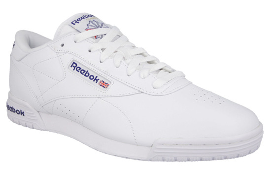MEN'S SHOES SNEAKERS REEBOK EXOFIT LO CLEAN R524822