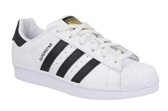 Men's Shoes sneakers Adidas Originals Superstar Animal S75157