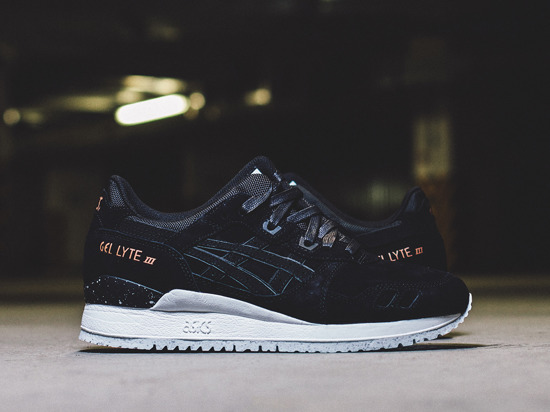 asics gel lyte v rose gold pack schwarz. Black Bedroom Furniture Sets. Home Design Ideas