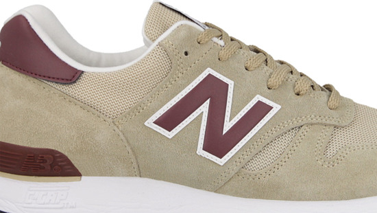 Men's Shoes sneakers New Balance Made in UK M670SBP