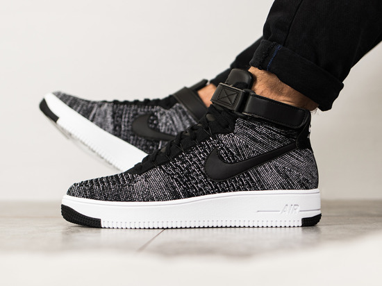 air force 1 ultra flyknit oreo