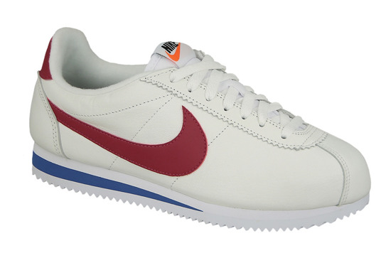 "Men's Shoes sneakers Nike Classic Cortez Se ""Forrest Gump"" 902801 100"