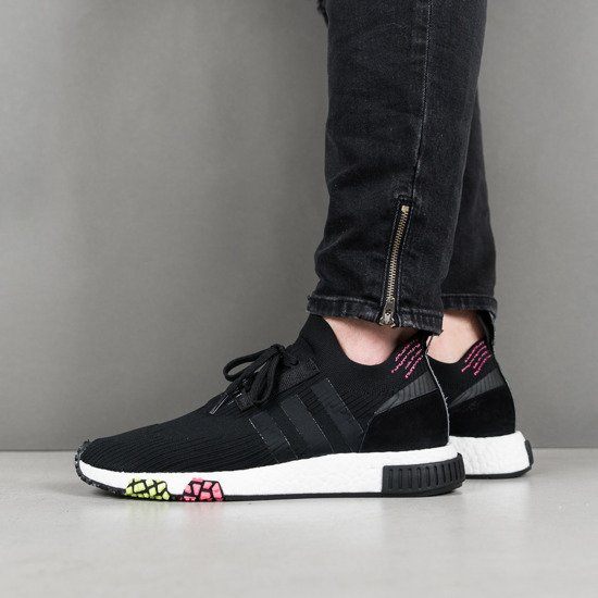 Men's Shoes sneakers adidas Originals Nmd Racer Primeknit CQ2441