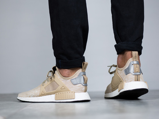 ADIDAS NMD Duck Camo RUNNER XR1 CASUAL SHOES
