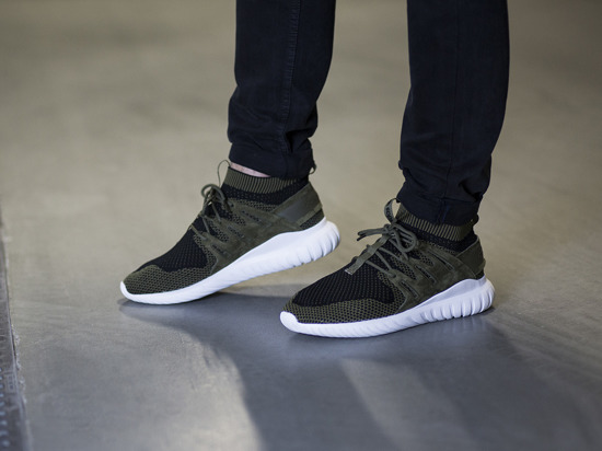 meet ce408 07036 adidas Tubular Nova Black Cream
