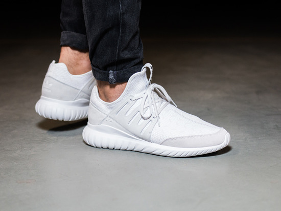 adidas Originals Tubular Radial Knit at Zappos
