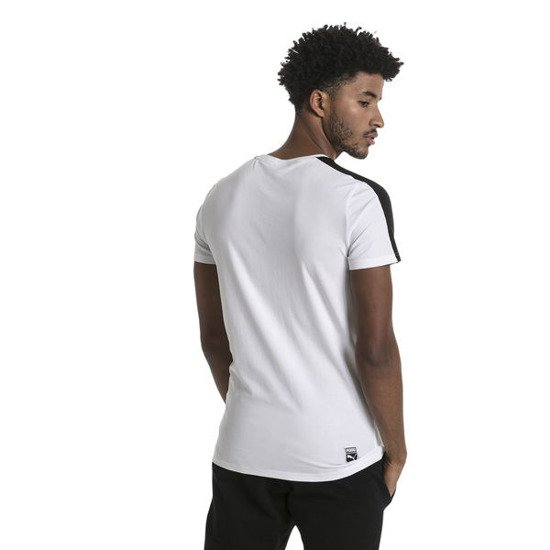 Men's T-shirt Puma Archive T7 Stripe Tee 575015 02