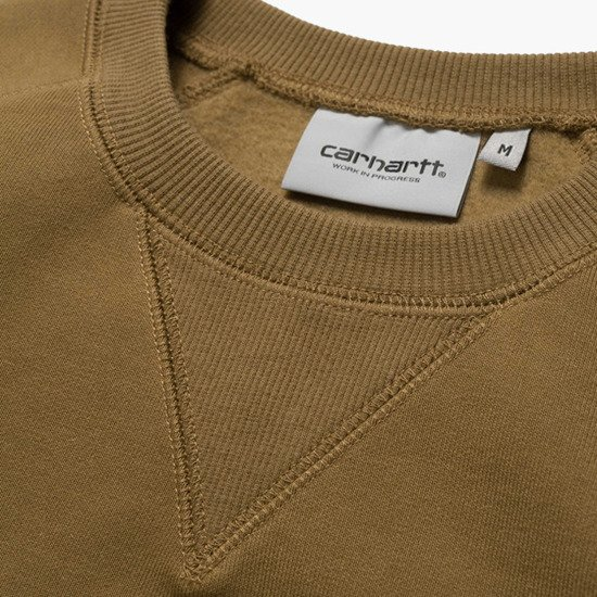 Men's blouse Carhartt WIP Chase I024652 Brown