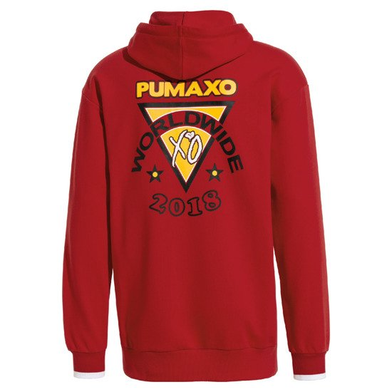 Men's hoodie Puma Homage To Archive x XO The Weeknd 578549 43