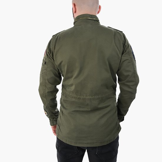 Alpha Industries Huntington Patch 176117 142