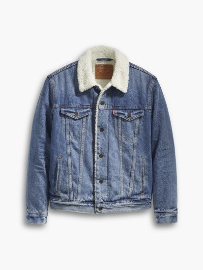 Men's jacket Levi's® Type 3 Sherpa Trucker 16365-0040