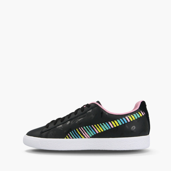 Men's shoes sneakers Puma Clyde x Bradley Theodore 369555 01