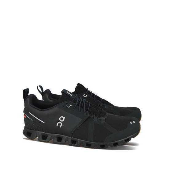On Running Cloud Terry 1899684 BLACK