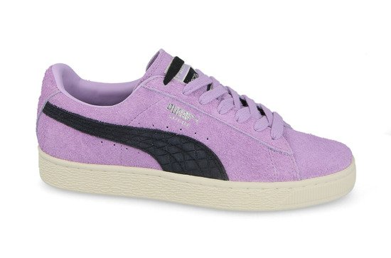 "Puma Suede x Diamond Supply Co. ""Orchid Bloom"" 365650 02"