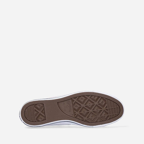 SNEAKER SHOES CONVERSE CHUCK TAYLOR ALL STAR LEATHER 132169C