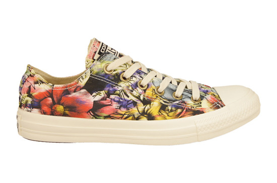 SNEAKER SHOES CONVERSE CHUCK TAYLOR FLOWER PACK 547279C