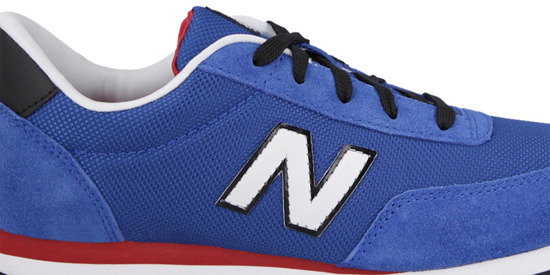 SNEAKER SHOES LIFESTYLE NEW BALANCE KL501BRY