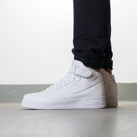 SNEAKER SHOES NIKE AIR FORCE 1 MID 315123 111