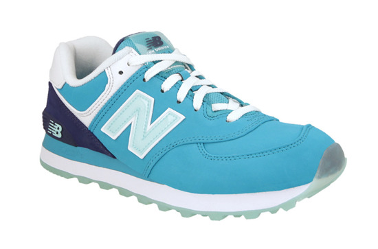 SNEAKER SHOES SNEAKER NEW BALANCE GLACIAL PACK WL574SLZ