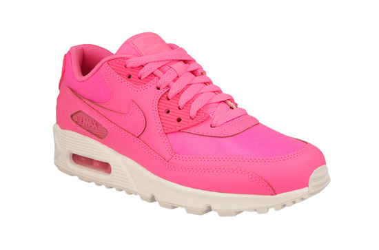 "SNEAKER SHOESY NIKE AIR MAX 90 (GS) ""PINK POW"" 724852 600"